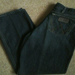 Men's Wrangler 20x Denim Jeans